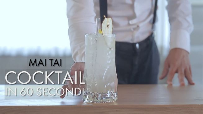 Cocktail in 60 secondi: Mai Tai