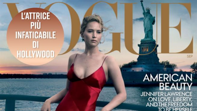 Jennifer Lawrence e i segreti sul film 'Mother!'